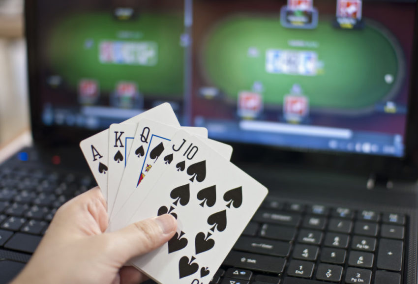 Online Gambling 2. Zero - The subsequent Step